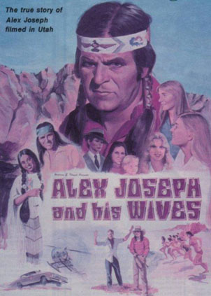 poster for Alex Joseph and His Wives