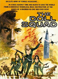 poster for The Doll Squad