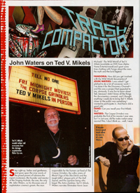 Fangoria Magazine January 2011 page 52