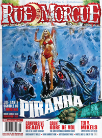 cover of Rue Morgue Magazine 103